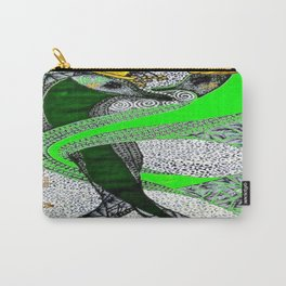 Dolphin Lovers tetkaART Carry-All Pouch