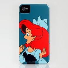 The Little Mermaid Slim Case iPhone (4, 4s)