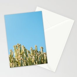 stay away Stationery Cards
