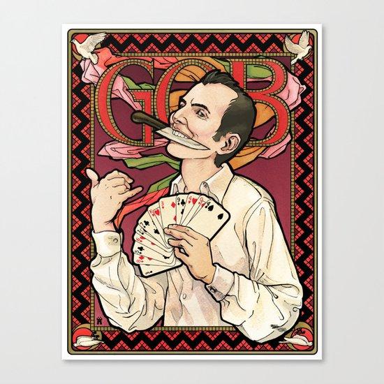 GOB Nouveau Canvas Print