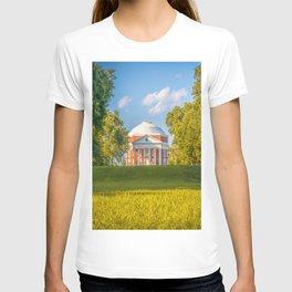 Virginia Charlottesville Lawn Print T-shirt