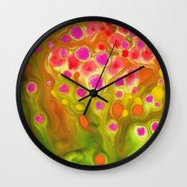 Falling Wall Clock