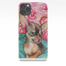 lola chihuahua iPhone Case