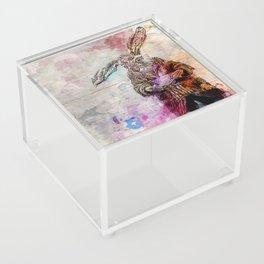 morning coffee Acrylic Box
