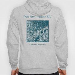 Cuneiform Tablet Hoody