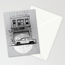 LIQUORS Stationery Cards