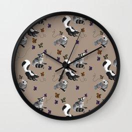 Oddball Fun Wall Clock