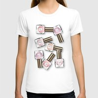 nail polish T-shirts featuring Nail polishes by Martina