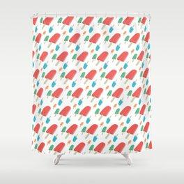 Paletas Pattern Shower Curtain