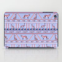 howl iPad Cases featuring Geometric Howl by Strange Charm