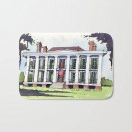 Ducros House, Thibodaux, Louisiana Bath Mat