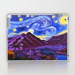 Maui Starry Night Laptop & iPad Skin