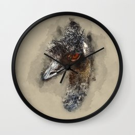 I can see you Wall Clock