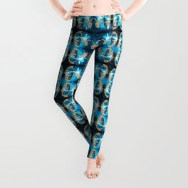 Alice through the Looking-Glass Leggings