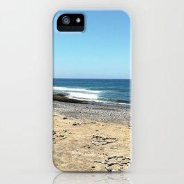 Sandy Shore iPhone Case