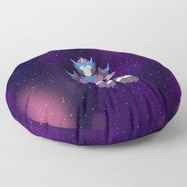 Blue Rodimus Floor Pillow
