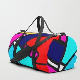 Abstract Art #5 Duffle Bag