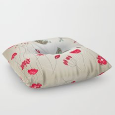 Tatemae Japanese Ochre Floor Pillow