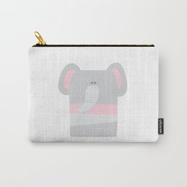 BABY ELEpHANT Carry-All Pouch