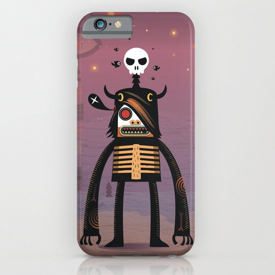Moon catcher brothers  iPhone & iPod Case
