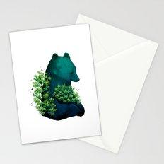 Nature's embrace Stationery Cards