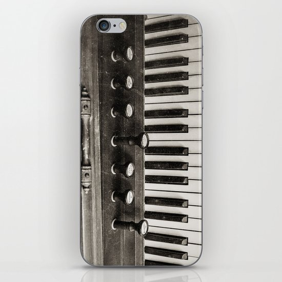 At the Keys iPhone & iPod Skin