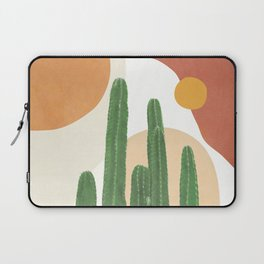 Abstract Cactus I Laptop Sleeve