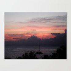 Jamaica - Sunsets IIII Canvas Print