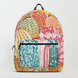 Sorbet Cactus Garden Backpack