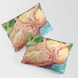 Flamingo Pillow Sham