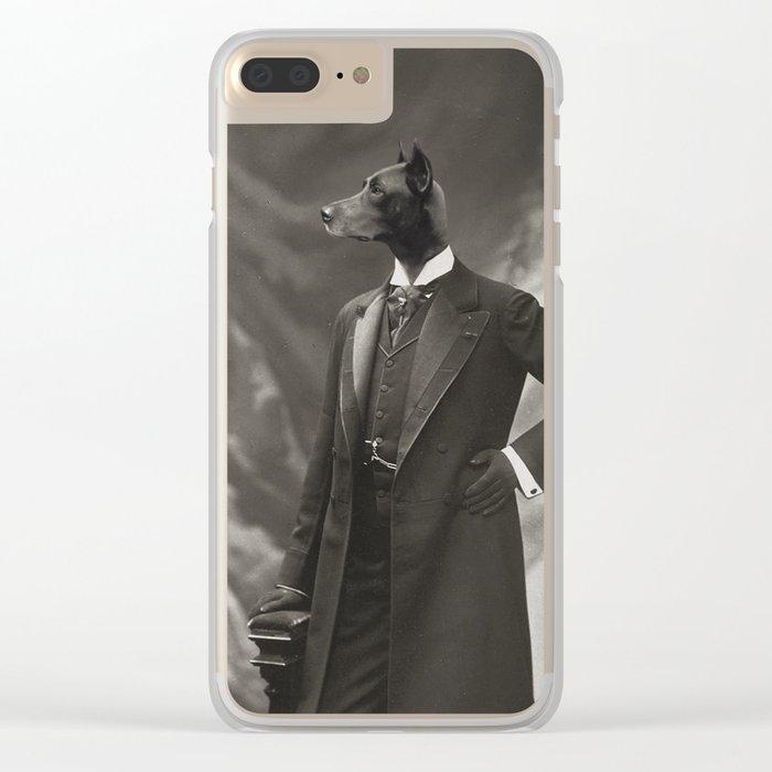 BILL Clear iPhone Case