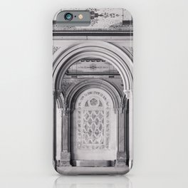 Once at Bethesda Terrace - Central Park NYC iPhone Case