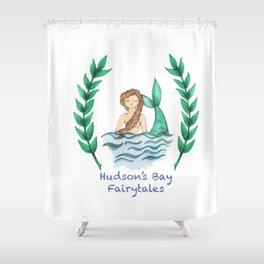 Hudson's Bay Fairytales#1 Shower Curtain