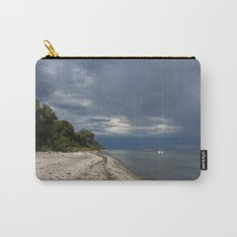 nature reserve in lieps, baltic sea Carry-All Pouch