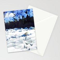 Carolina Snow Stationery Cards