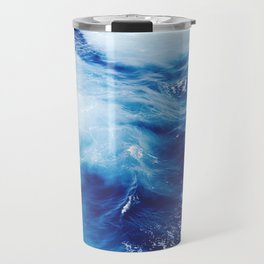 Blue Ocean Travel Mug