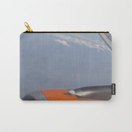 Flying On The Edge Of Heaven Carry-All Pouch