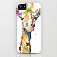 Giraffe Dreams Slim Case iPhone (5, 5s)