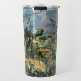 Mont Sainte Kaiju Travel Mug