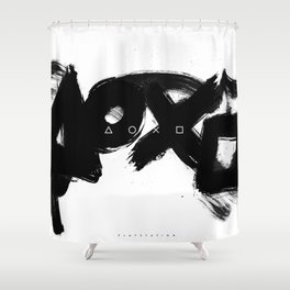 Play, Station Shower Curtain