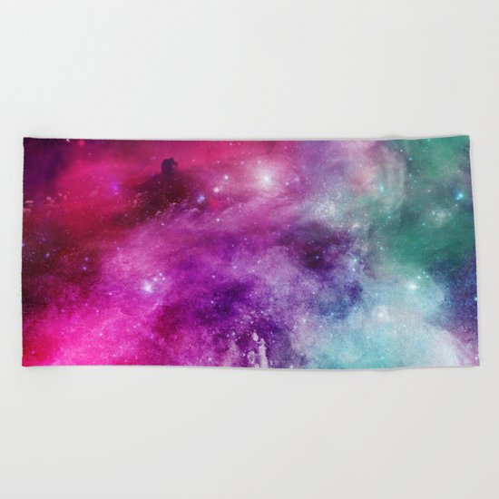 Universe 01 Beach Towel