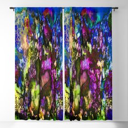 Coral Reef Blackout Curtain