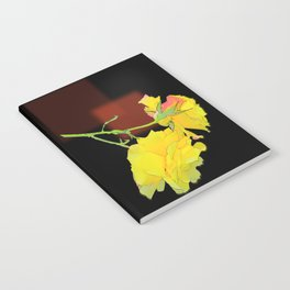 Cubist Roses Notebook