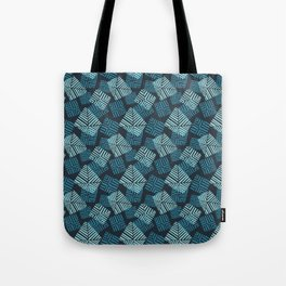 sails in turqs Tote Bag