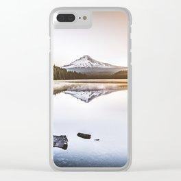 Beautiful Mornings - 12/365 Clear iPhone Case
