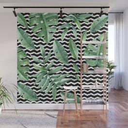 Tropical Geometry Wall Mural