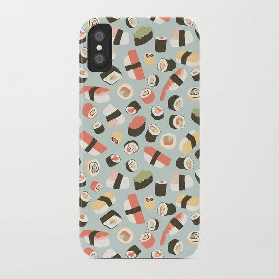 Yummy Sushi! iPhone Case