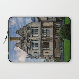 Trinity College Oxford University England Laptop Sleeve