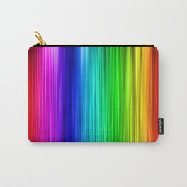 Rainbow wallpaper Carry-All Pouch