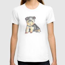 Yorkie Pup T-shirt